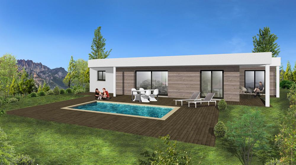 constructeur maison en corse du nord ventana blog. Black Bedroom Furniture Sets. Home Design Ideas