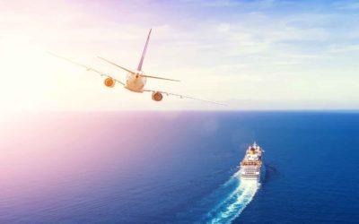 Les liaisons maritimes et aériennes pour la Corse